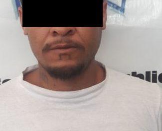 Portaba más de cien gramos de droga y fue detenido en Cosío