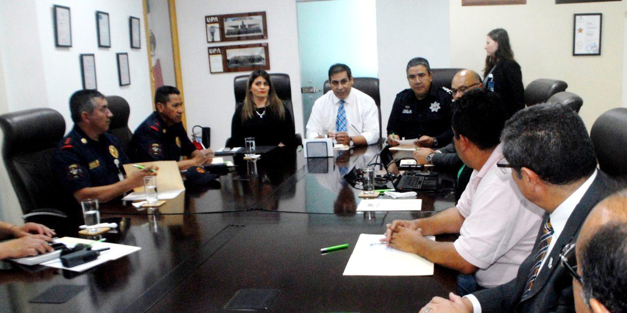 Coordinará la SSPE operativo de seguridad para el XI Encuentro Nacional Interpolitécnicas