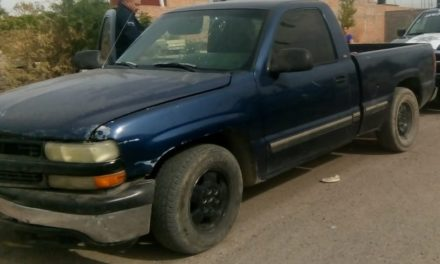 Recuperan automóvil que participó en un intento de robo en Rincón de Romos