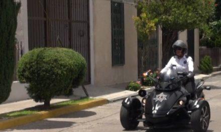 Conducía motocicleta con alteraciones y fue detenido por elementos de la SSPE