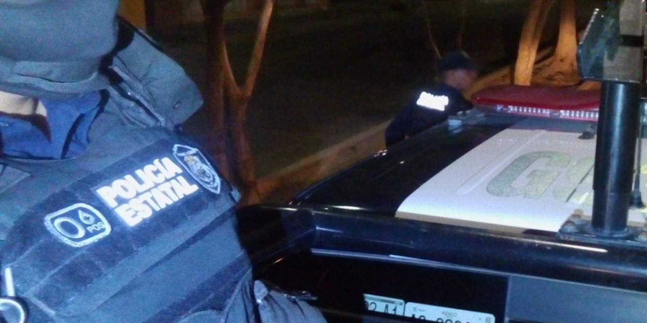 Presunta distribuidora de enervantes fue detenida por elementos de la SSPE
