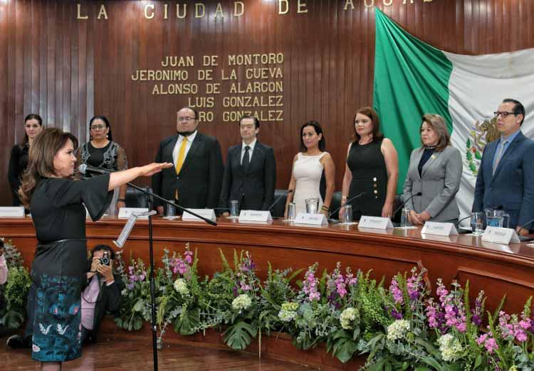 ¡Miriam Rodríguez Tiscareño continuará haciendo de Aguascalientes un municipio seguro y con calidad de vida!