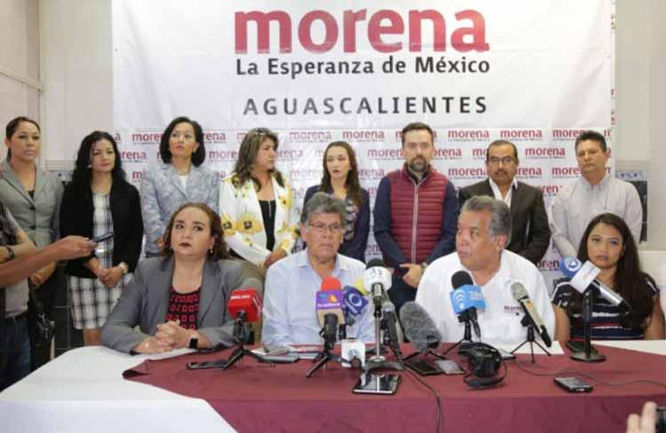 ¡Presentan a Arturo Ávila como candidato a la Presidencia Municipal de Aguascalientes por MORENA!