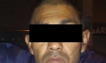 Presunto distribuidor de droga fue detenido en San Francisco de los Romo