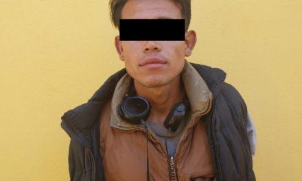 Intentó robar en una empresa de seguridad y fue detenido en Jesús María