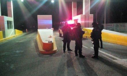 Refuerza la SSPE seguridad en la frontera sur tras hechos registrados en Encarnación de Díaz