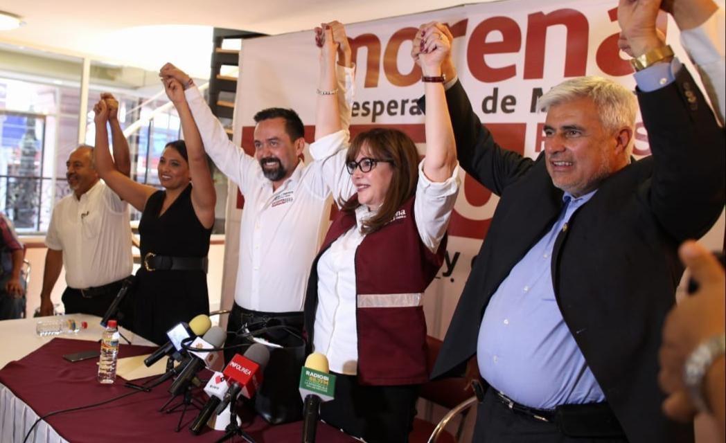 ¡Arturo Ávila va a arrasar en Aguascalientes: Yeidckol!