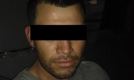 Presunto distribuidor de narcóticos fue detenido en Pabellón de Arteaga