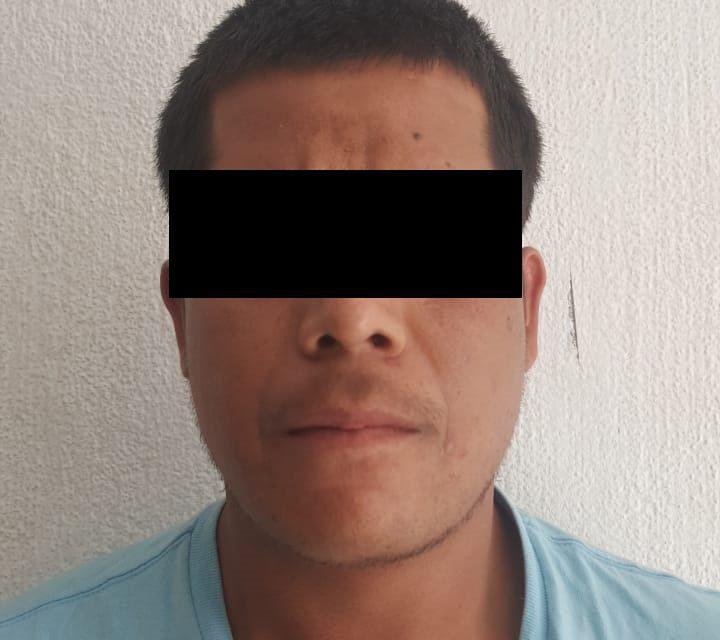 Joven motociclista en posesión de droga crystal y marihuana fue detenido en Rincón de Romos