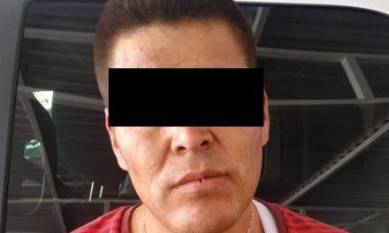 Sujeto con droga crystal fue detenido en Pabellón de Arteaga