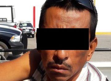 Contaba con una orden de aprehensión vigente por el delito de robo y fue detenido en San Francisco de los Romo