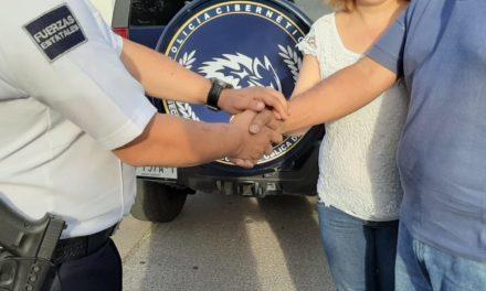 Localiza Policía Cibernética de la SSPE a joven que mediante engaños se trasladó a Toluca tras recibir una oferta laboral