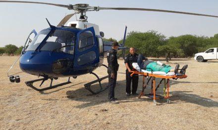 Cinco personas fueron rescatadas en el municipio de El Llano