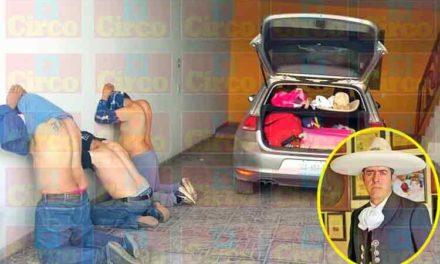 """¡Estudios confirman que el charro """"El Pestañas"""" fue asesinado y calcinado en Lagos de Moreno!"""