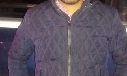 Capturan en Pabellón de Arteaga a sujeto que efectuó detonaciones en la vía pública