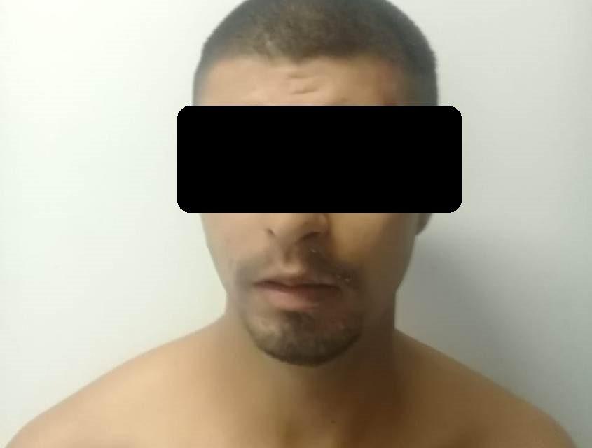 Contaba con una orden de aprehensión vigente emitida en Jalisco por robo