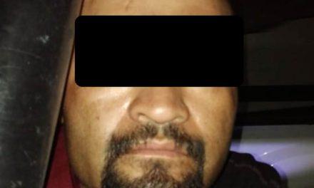 Fue detenido un sujeto relacionado con un robo domiciliario