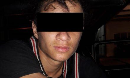 Presunto asaltante fue detenido en Jesús María