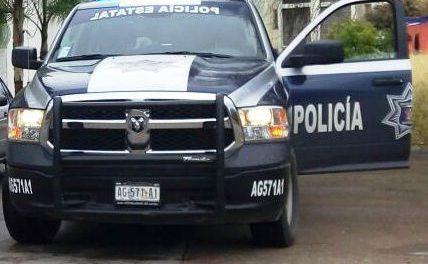 Mujer armada fue detenida por elementos de la SSPE en Pilar Blanco