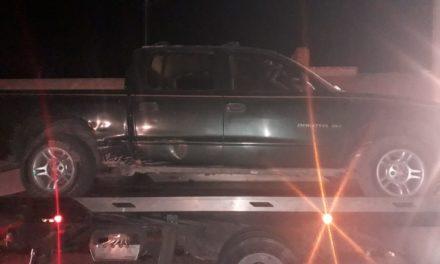 Conducía un vehículo con placas sobrepuestas cuando fue detenido