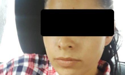Llevaba un envoltorio con droga cuando fue detenida presunta vendedora de drogas•Llevaba un envoltorio con droga cuando fue detenida presunta vendedora de drogas
