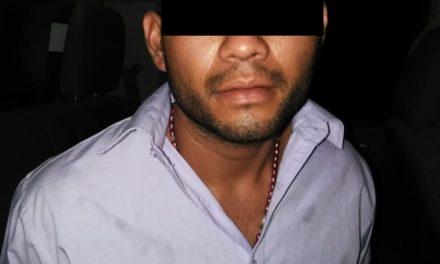 Sujeto en posesión de droga fue detenido en el municipio de Tepezalá