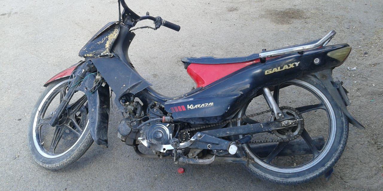 Detienen en el municipio de Jesús María a dos sujetos que conducían motocicletas con alteraciones