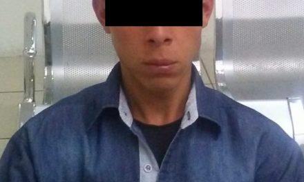 Presunto ladrón fue detenido en el municipio de San José de Gracia
