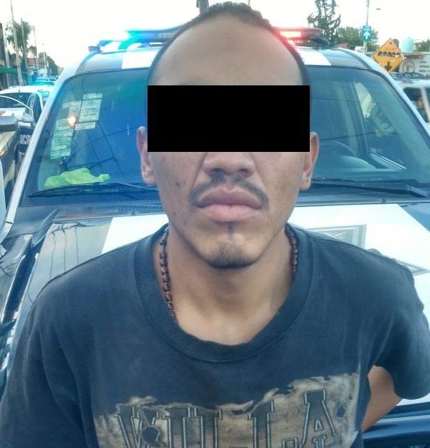 """Fueron detenidos """"El Negro"""" y """"El Manu"""" con droga crystal en el municipio de San Francisco de los Romo"""