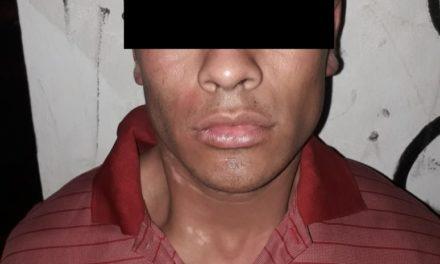 Por robo de una motocicleta, sujeto fue detenido en el municipio de Rincón de Romos