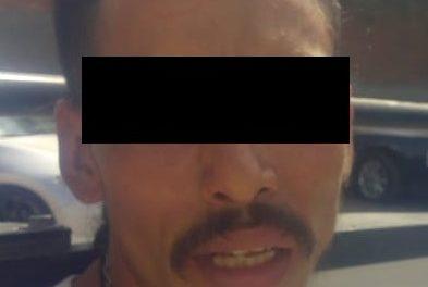 Por robo de herramienta fue detenido en el municipio de Jesús María