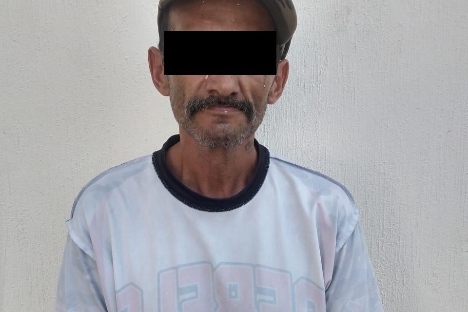 Contaba con una orden de aprehensión vigente y fue detenido en el municipio de Pabellón de Arteaga
