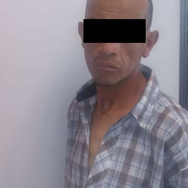 Luego de realizar un robo oportunista fue detenido