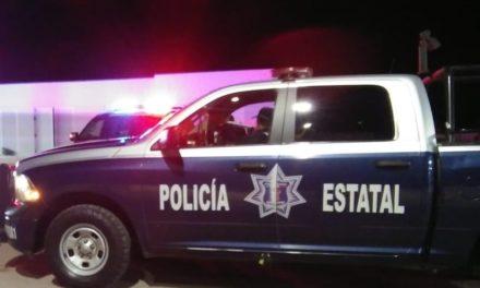 Capturan elementos de la SSPE  a sujeto que conducía Mercedes Benz con reporte de robo