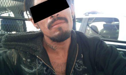 En el municipio de Pabellón de Arteaga, fue detenido sujeto con 25 gramos de marihuana