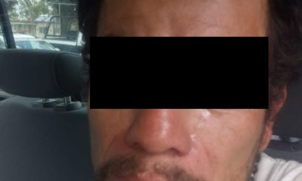 """Fue detenido sujeto conocido como """"El Rey León"""" en posesión de droga"""