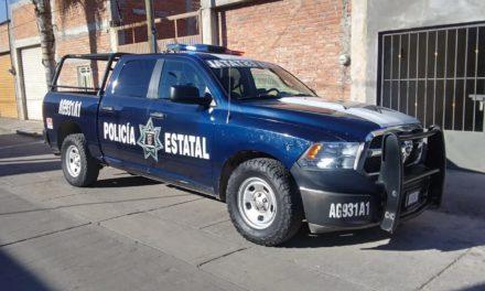 Menor de edad que llevaba droga crystal y marihuana fue detenido por la SSPE en calles del Infonavit Morelos