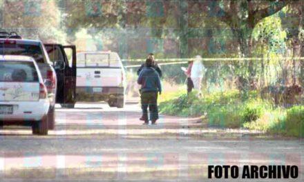 ¡Ejecución consumada, muere el hombre agredido en una casa de Valle Real en Lagos de Moreno!