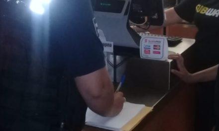 Policías frustran extorsión telefónica a tienda de comida rápida ubicada en el municipio de Cosío