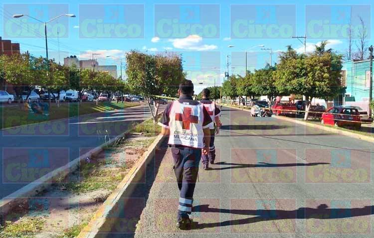 Muere atropellado un menor de 6 años en el Blvd. Orozco y Jiménez en Lagos de Moreno