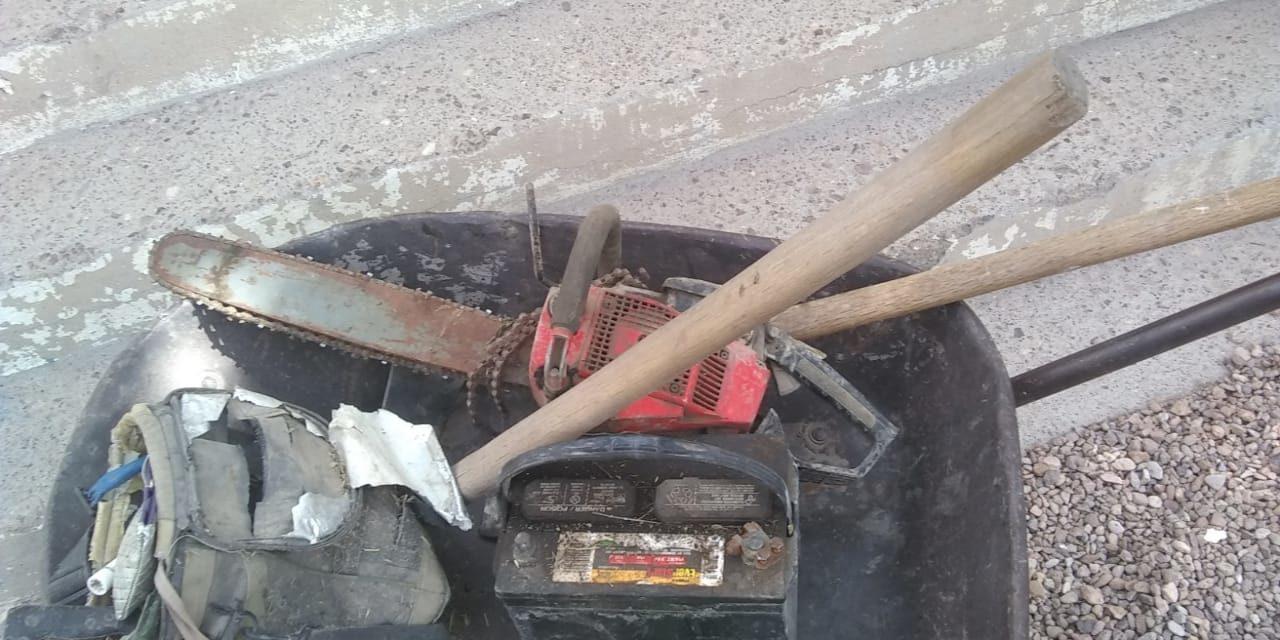 Fueron recuperados objetos producto de un robo domiciliario
