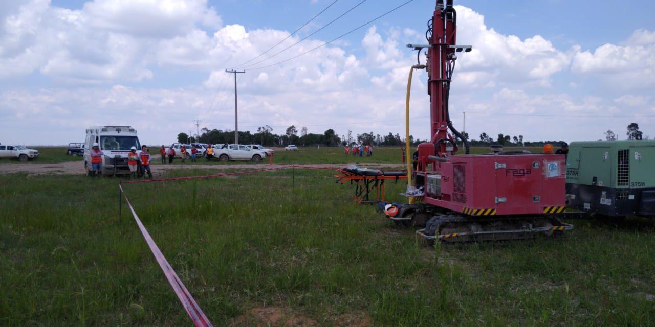Se atiende reporte de persona fallecida por descarga eléctrica en el municipio de El Llano