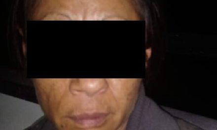Mujer presuntamente dedicada al robo domiciliario, empeñó lap top que hurtó, la cual ya fue recuperada