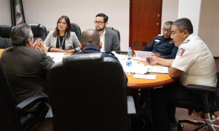 RECONOCE ORGANISMO DE LA ONU RESULTADOS Y NIVEL DE CAPACITACIÓN DE LA SSPE