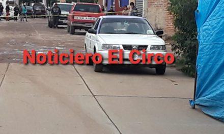 ¡Ejecutan a taxista en Calera, Zacatecas!