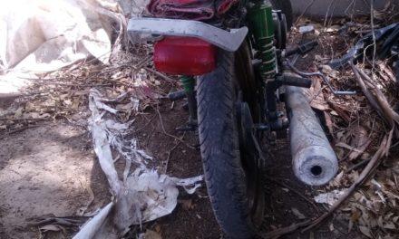 Dos motocicletas con alteraciones en el número de serie fueron aseguradas en el municipio de Cosío