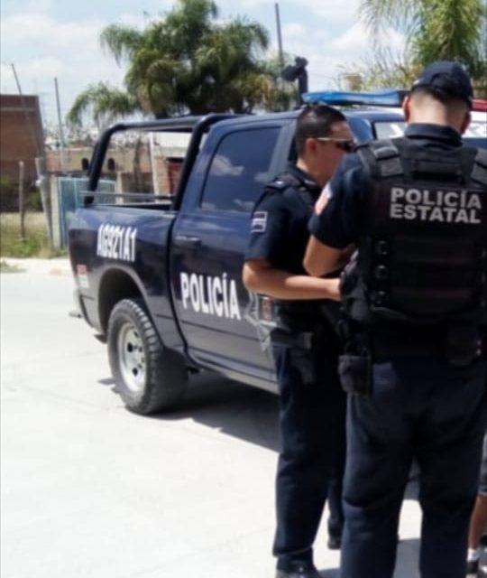 Conducía un vehículo con reporte de robo y fue detenido por la Policía Estatal