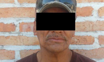 Detienen en Pabellón de Arteaga a sujeto con droga crystal