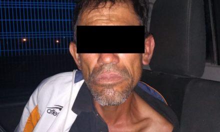 Sujeto en posesión de droga crystal, fue detenido en el municipio de San Francisco de los Romo
