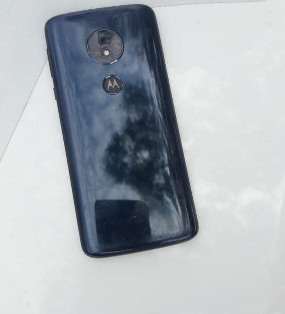 En el municipio de Jesús María, fue recuperado un teléfono celular que contaba con reporte de robo